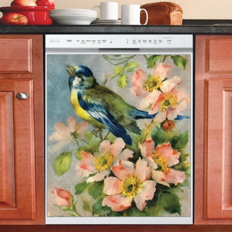 Pin On Dishwasher Magnets Animals Pets Birds