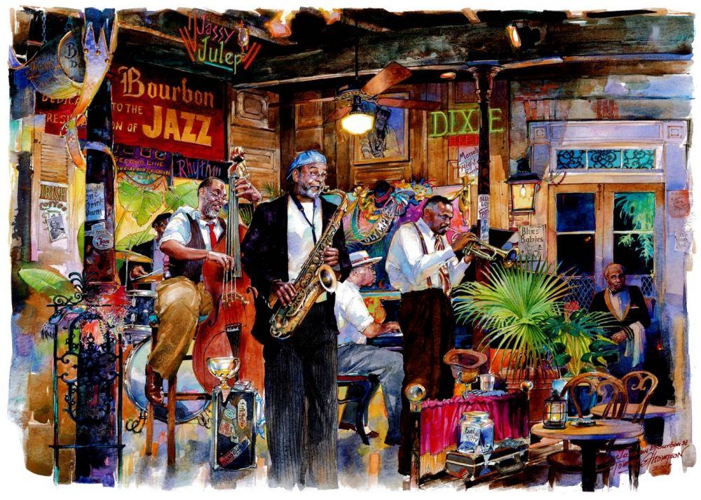 new orleans jazz artists