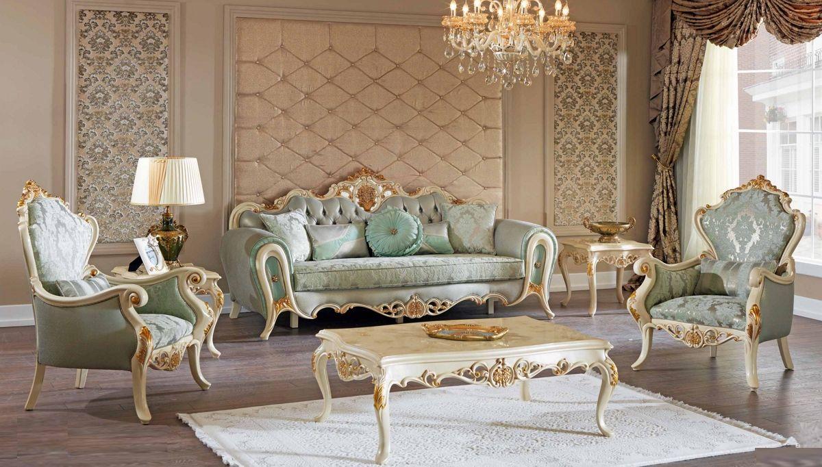 Luks Asalet Klasik Koltuk Takimi Sofa Makeover Oturma Odasi Takimlari Oturma Odasi Tasarimlari