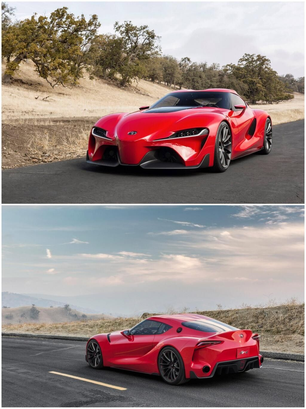 Toyota FT1 New toyota supra, Amazing cars, Lexus sport