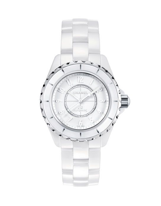 c03f0b7e8ae La montre J12 White Phantom de Chanel