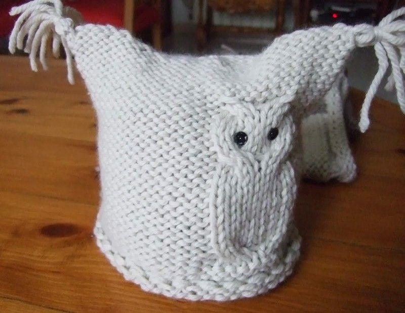 Tutorial para Tejer Búhos a Crochet y dos Agujas – Paso a Paso ...