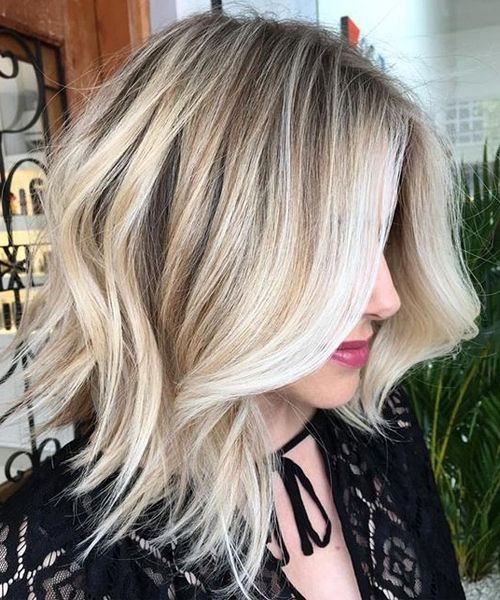 15 Sophisticated Medium Blonde Hairstyles For Women To Look