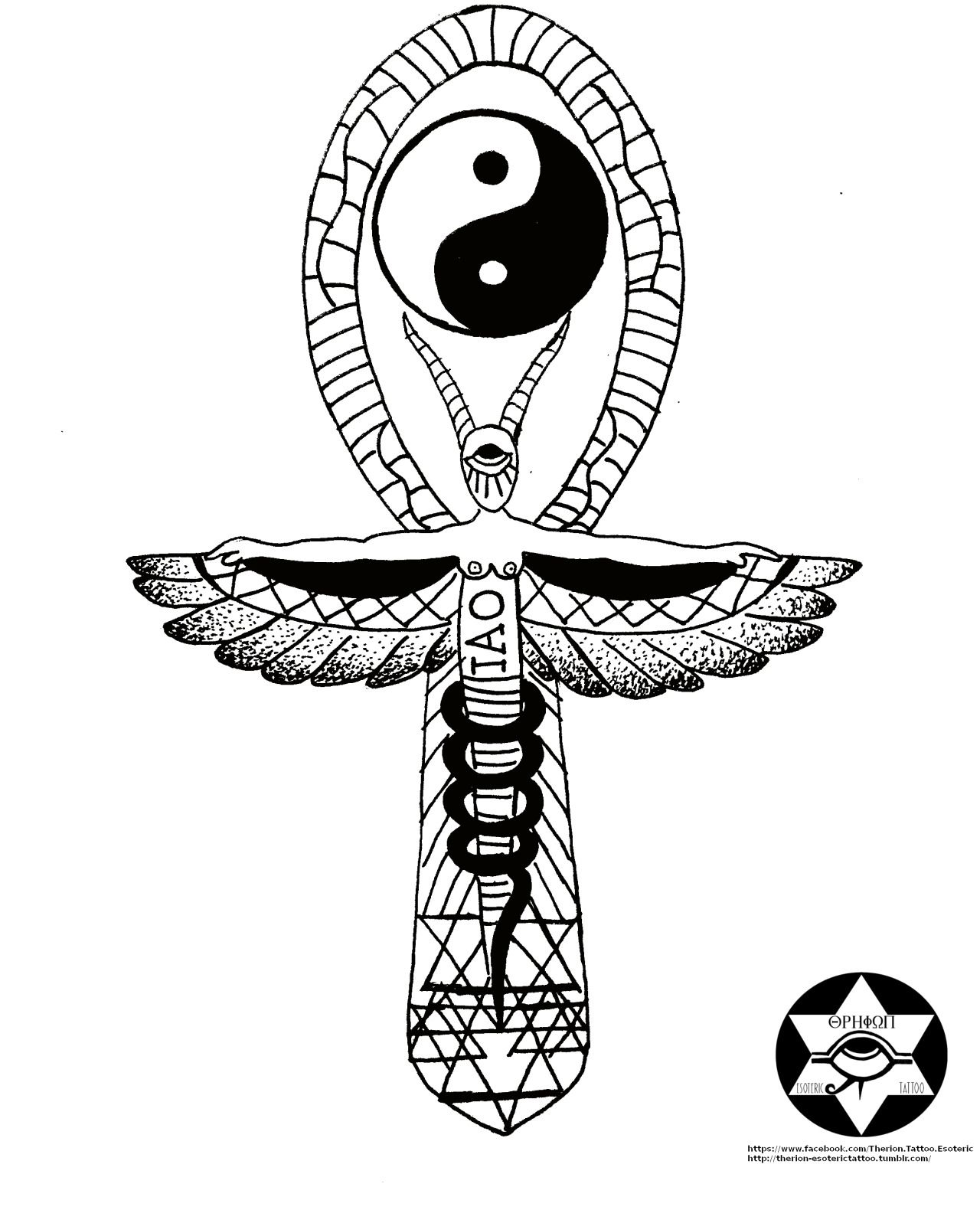 Vishuddha tattoo google search mods pinterest life tattoos the ankh for the egyptianldquo it is also know key of lifethe key biocorpaavc Gallery