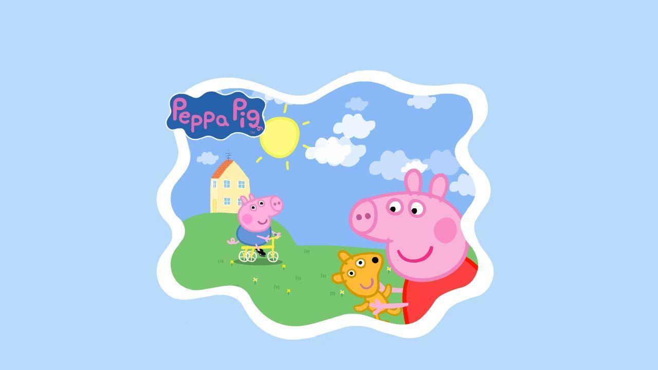 Peppa Pig HD Wallpapers Backgrounds Wallpaper