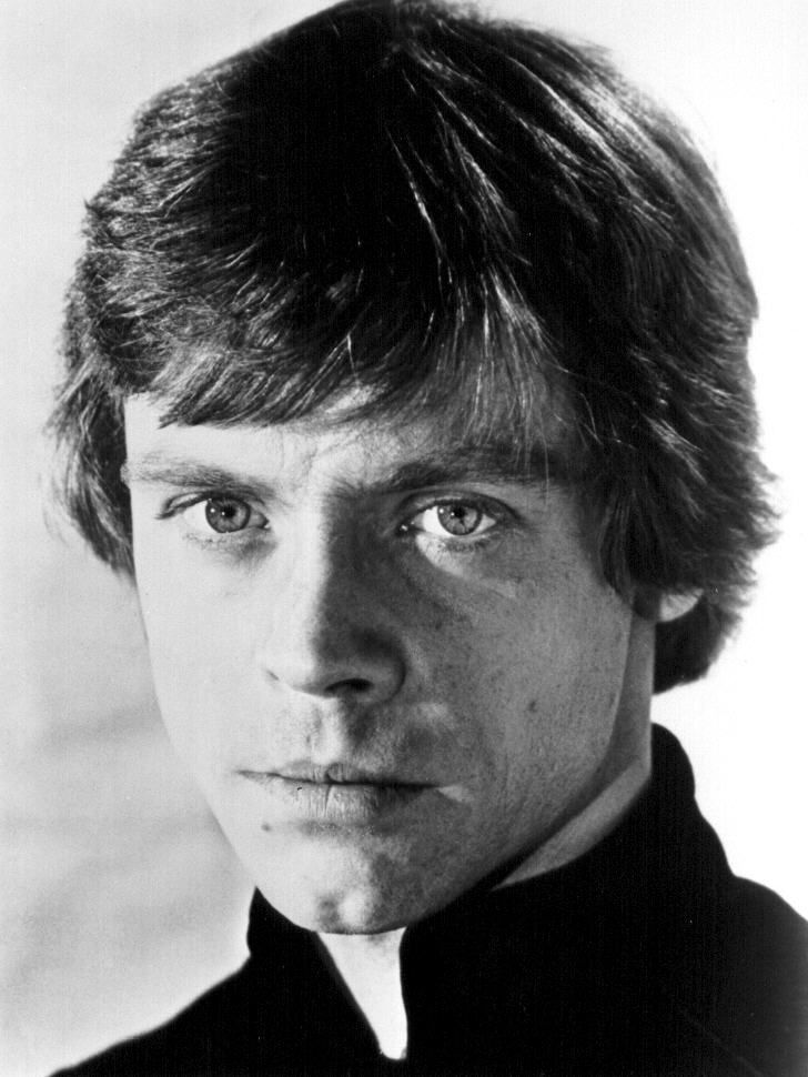 mark hamill young