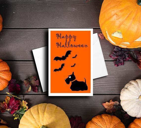 Happy Halloween Dogs Halloween #happyhalloweenschriftzug