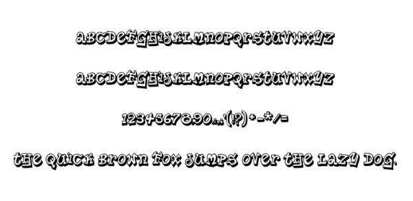 Download Graffiti for FlipFont APK - 4-Font Graffiti Font Pack for ...