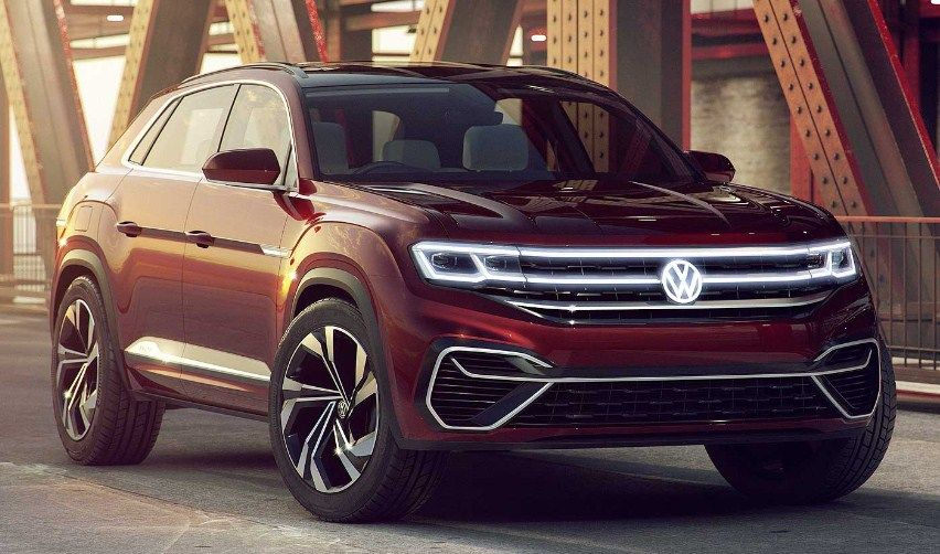 2020 VW Atlas Cross Sport, Concept, Release date, Price