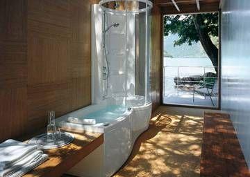 Jacuzzi Vasca doccia combinata J.Twin Premium Vasche