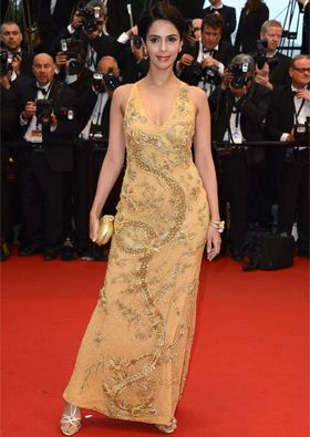 """#Celebrities #MALLIKA #SHERAWAT """"66th Annual Cannes Film Festival"""" #Cannes, France, 15th May 2013"""