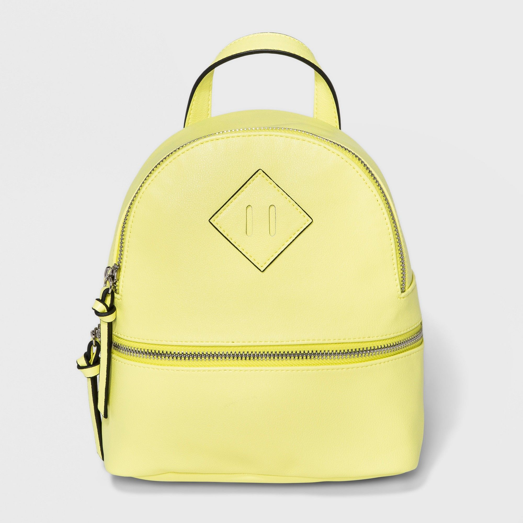 51b82964868 Women's Mini Faux Leather Backpack - Mossimo Supply Co. Yellow ...