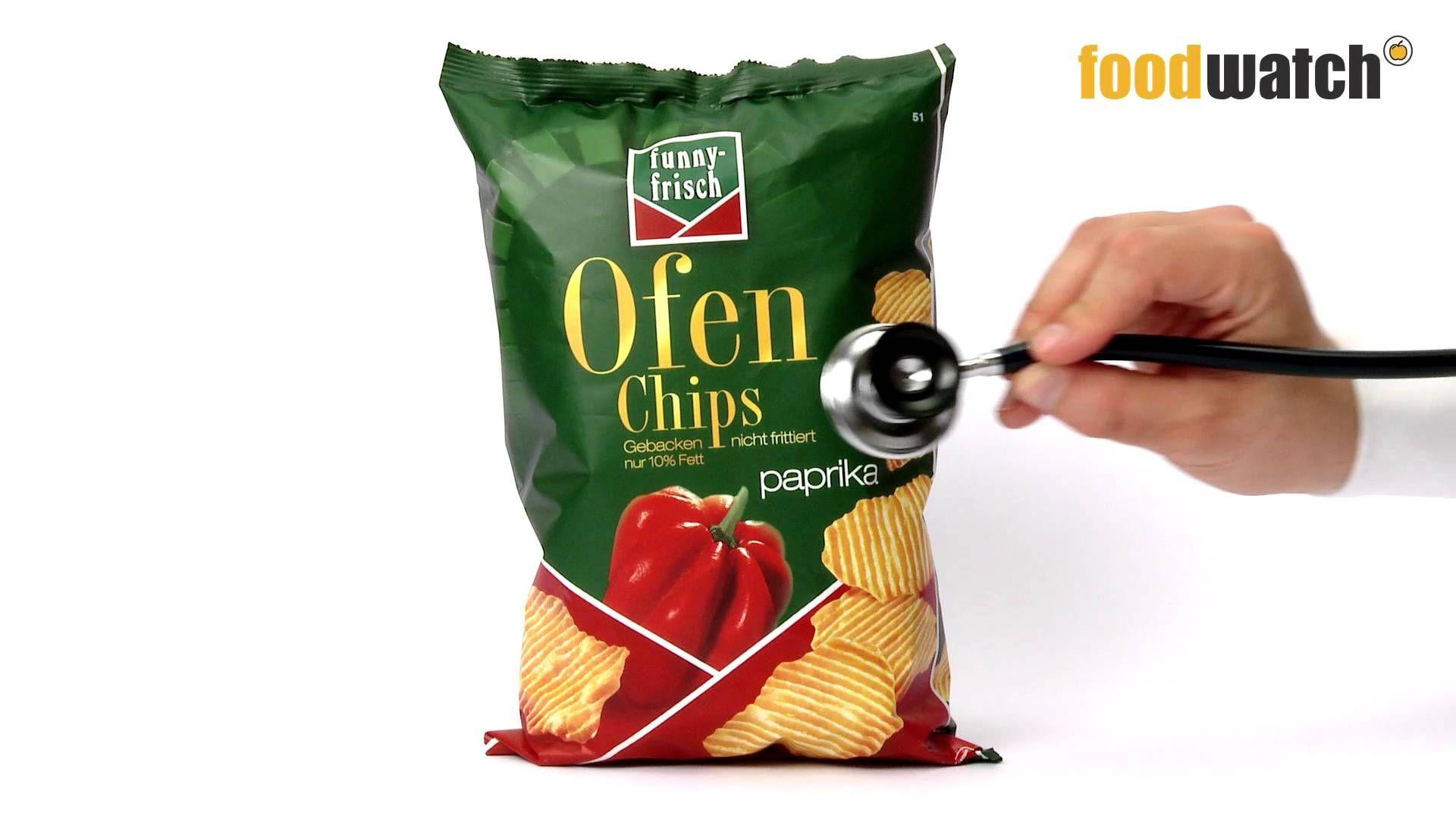 Was macht die Kuh in der Chips-Tüte?