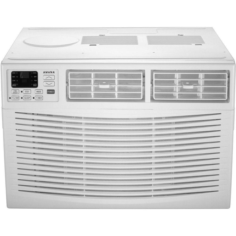 Amana 24,000 Btu Window AC with Electronic Controls White