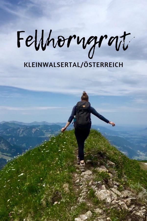 Photo of Wandern auf dem Fellhorngrat