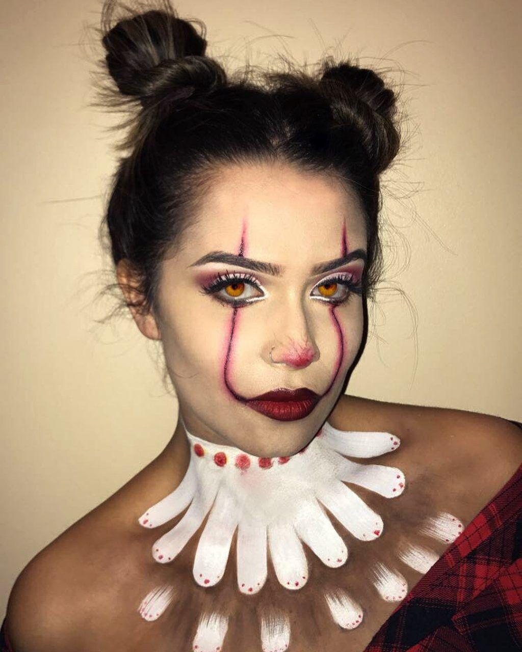 The Cutest and Creepy Halloween Makeup Ideas
