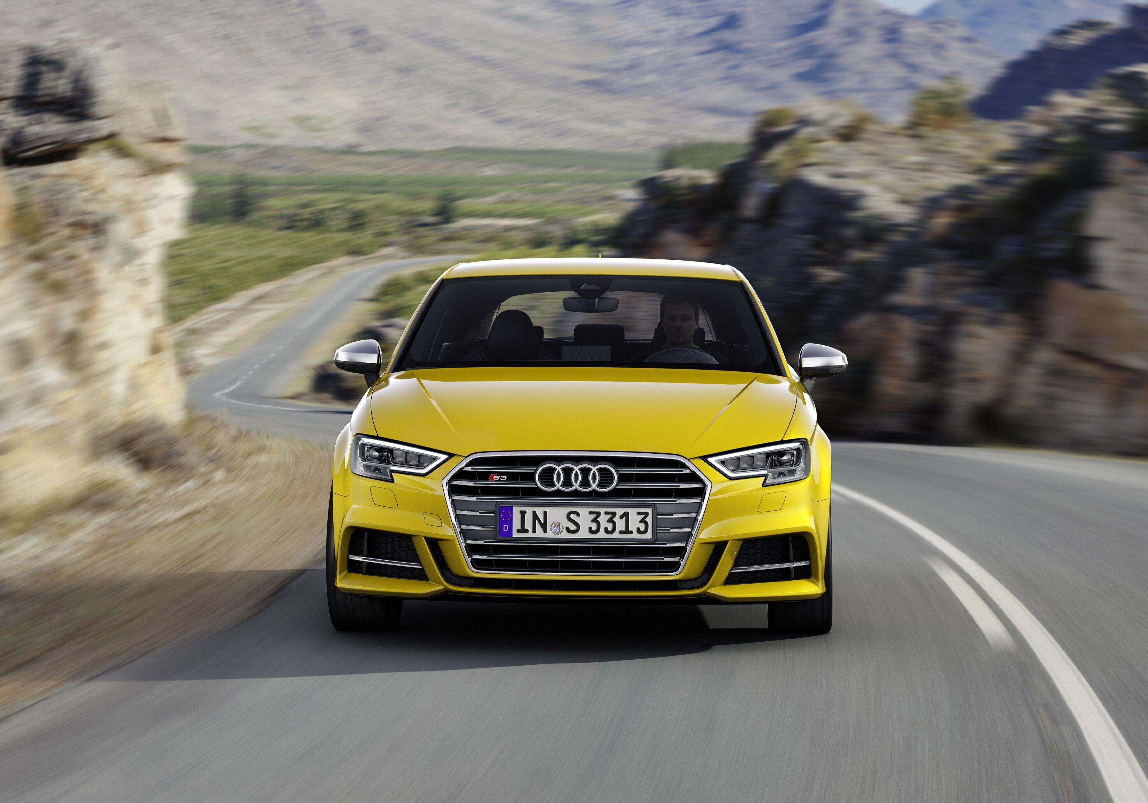 3840x2687 Audi S3 4k Amazing Wallpaper