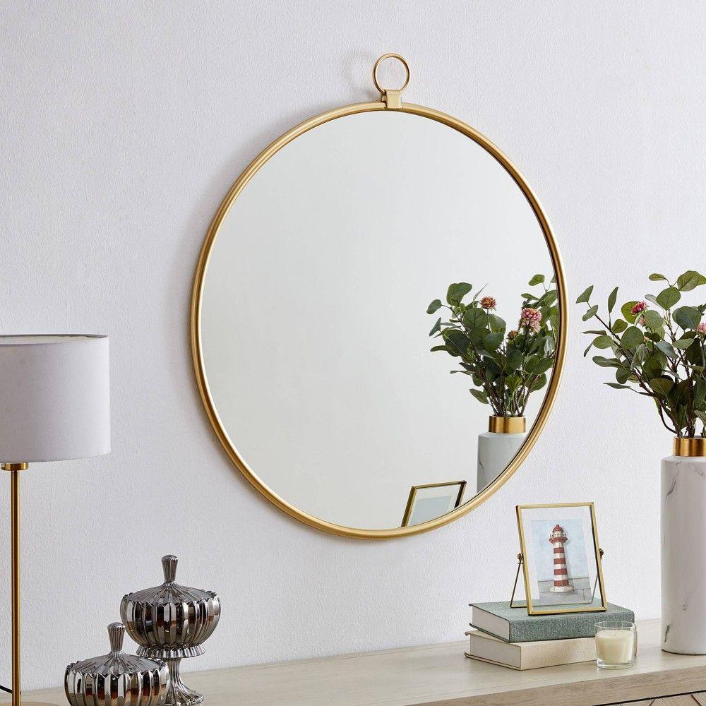 Marshall Round Mirror Gold Firstime Round Gold Mirror Black Round Mirror Round Mirrors