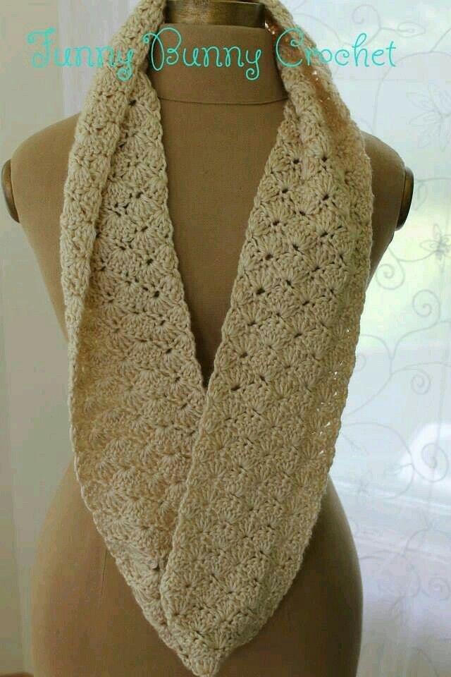 Pin de Nicole Mangan en Crochet Scarves & Shawls & Wraps | Pinterest ...