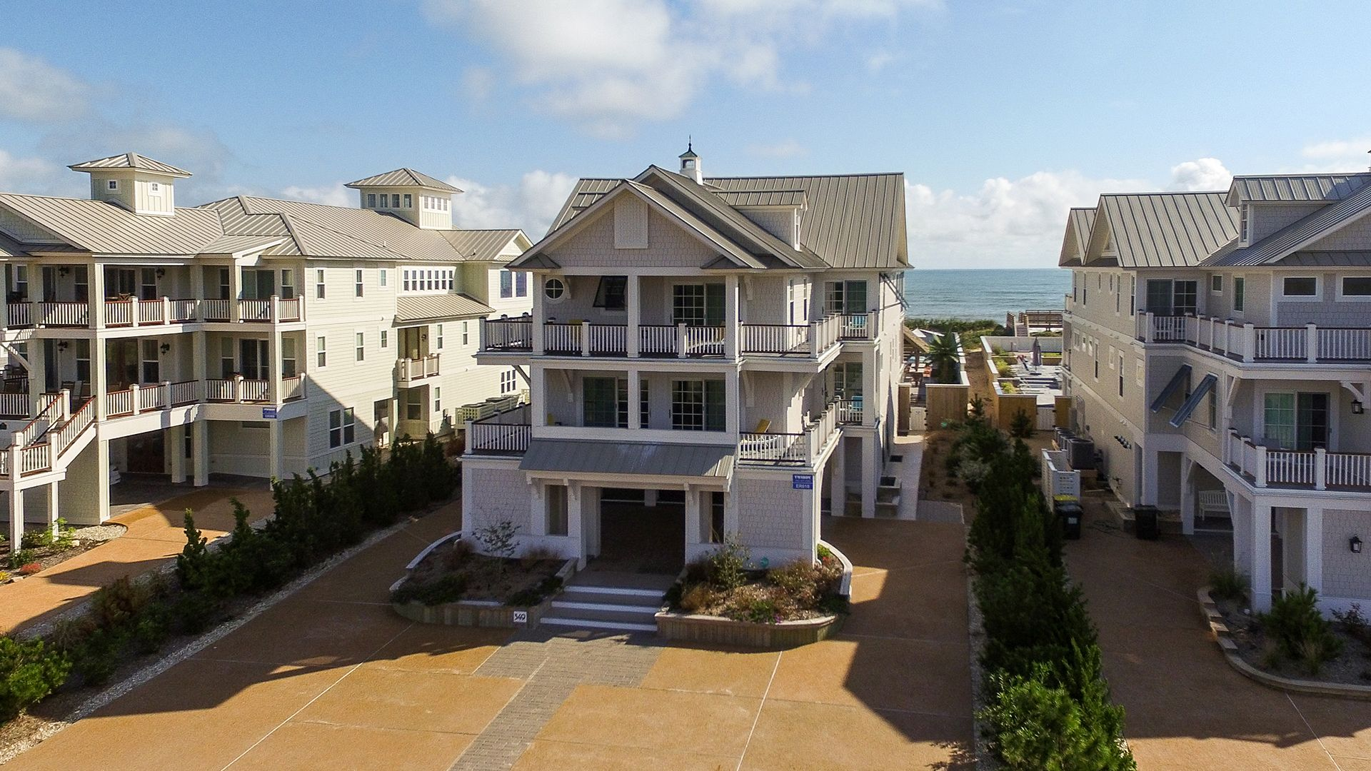The Ocean Club of OBX | Vacationrental | Oceanfront vacation