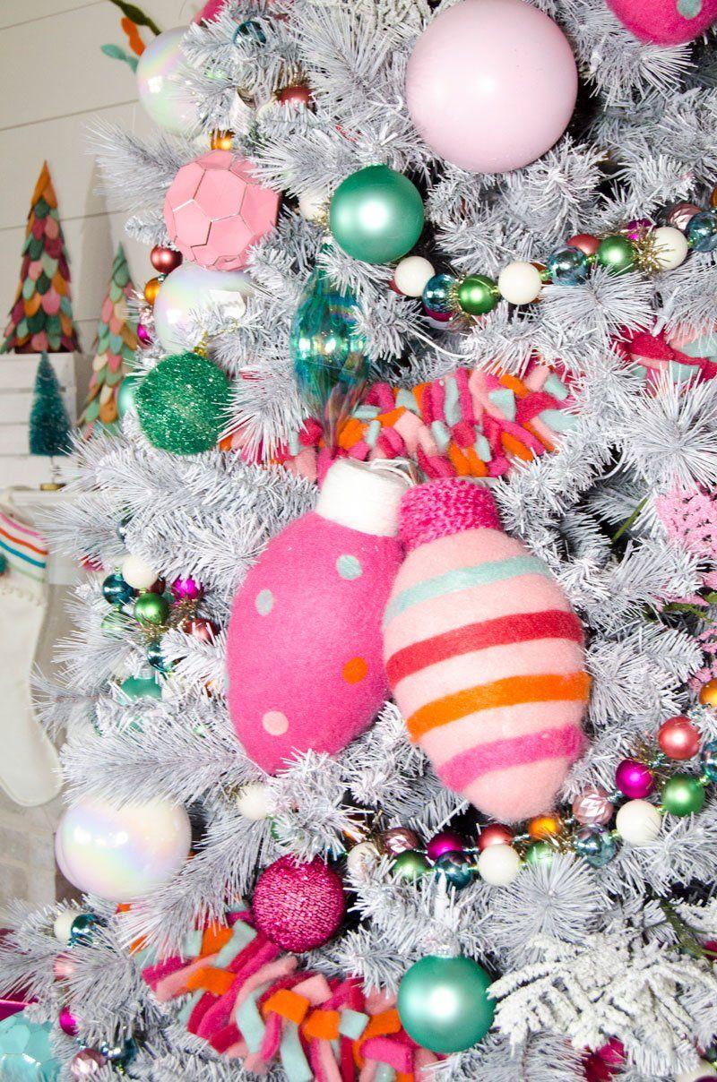 whimsical boho christmas tree michaels dream tree challenge 2017 - Michaels After Christmas Sale