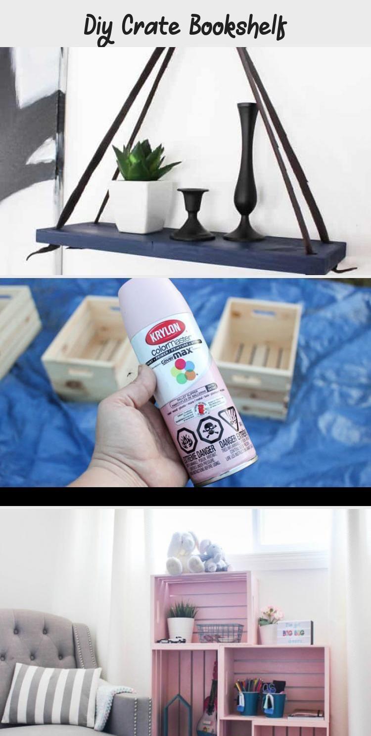 Photo of Diy Crate Bookshelf – Lillys Blog – beeindruckend! Tolle Idee für eine Box …