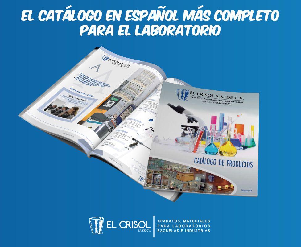 Visita nuestro catálogo digital #elcrisol
