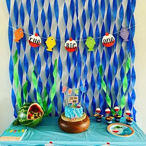 Kids Baby Shower Birthday Party Cake Decoration 8 pcs CakeToppers for SpongeBob