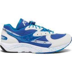 Saucony Originals Aya Herren Damen Sneaker blau Saucony