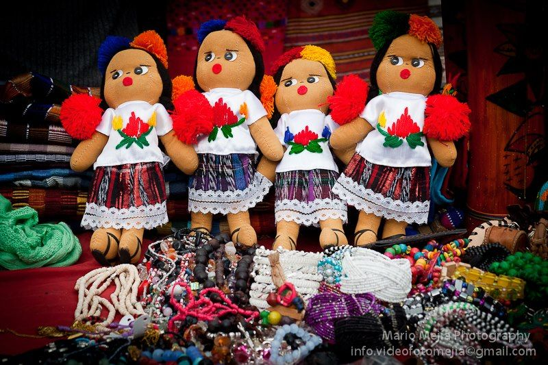 Galería - Fotos de Artesanías de Guatemala