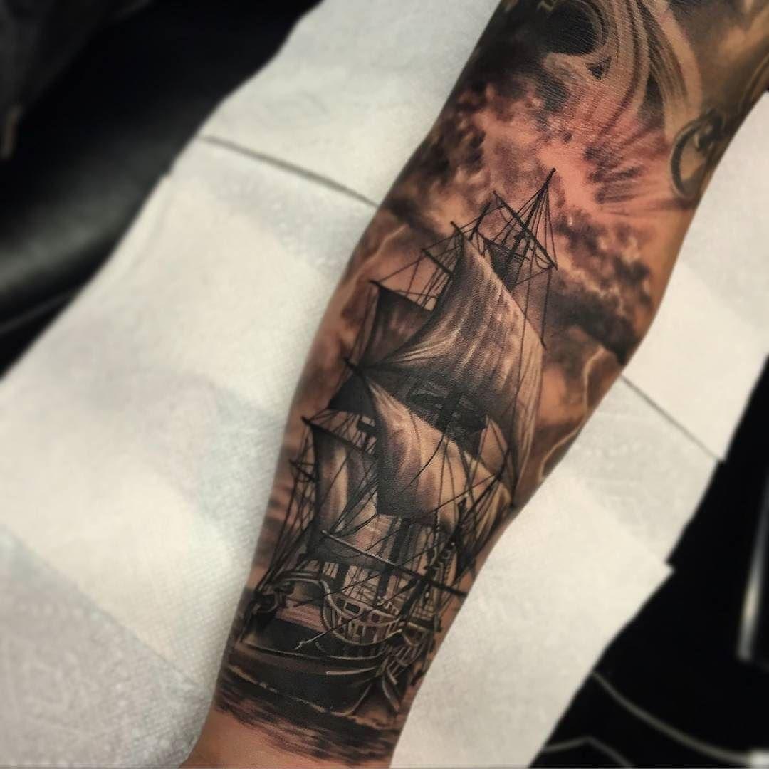 Artist Joaquin Hernandez Instagram Quin Hernandeztattoos Studio Traveling Artist Based Out Of Texarkana Tx Book Body Art Tattoos Sleeve Tattoos Ship Tattoo