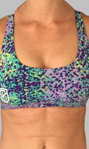 92efb29f62 FitnessSanctum.com ---NEW--- Purple Vitality CrossFit-style Bras from Born  Primitive--  45--(fitnessssanctum.com...)