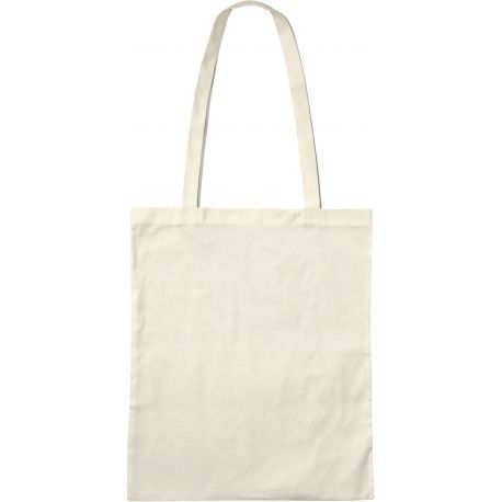 7aa6919ded Tote bag, sac shopping coton pas cher vierge, 140 g/m² | Silhouette ...