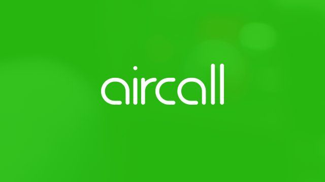 Aircall (Web) Phone as a Service for businesses. Get