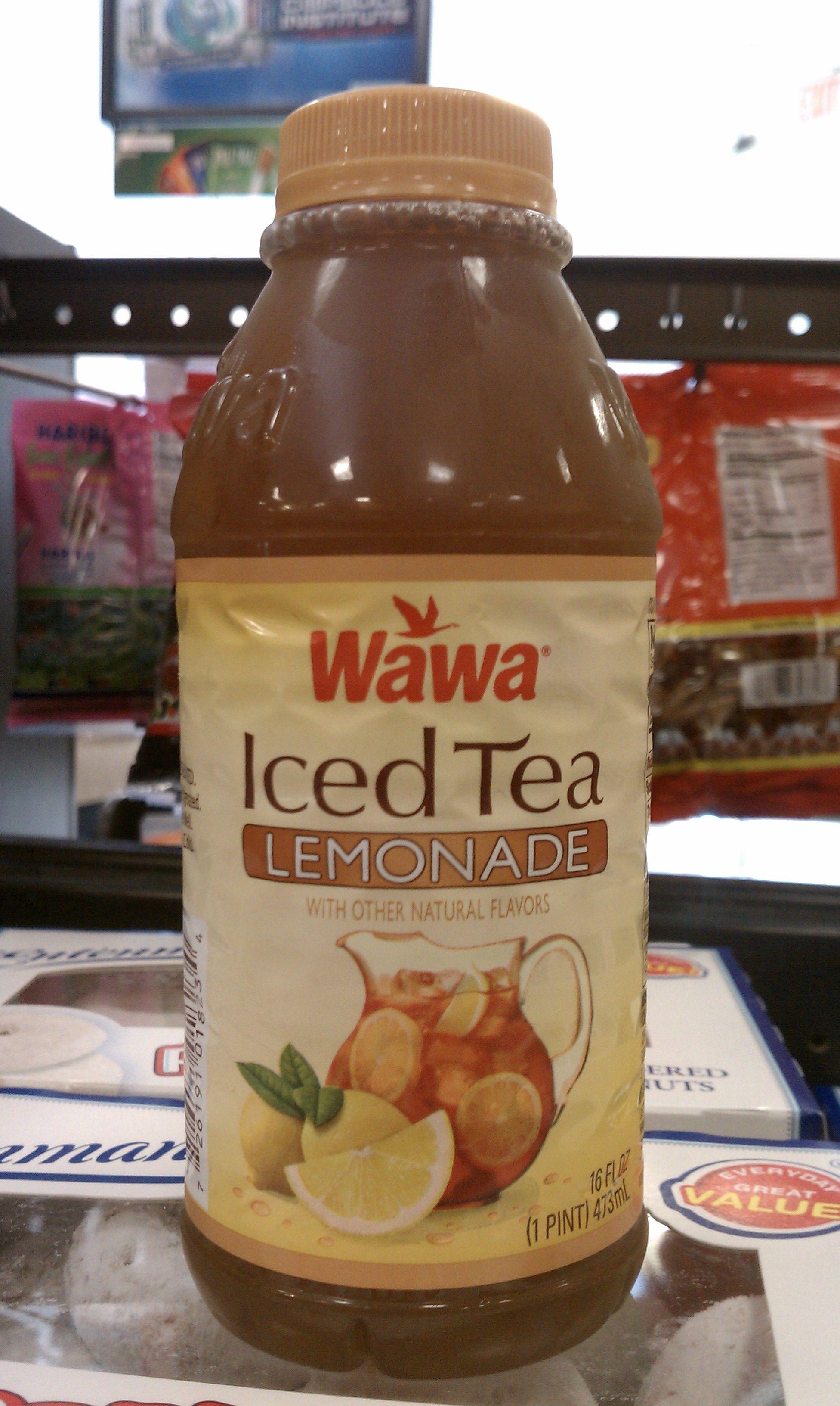 Wawa Iced Tea Lemonade Google Search Iced Tea Lemonade