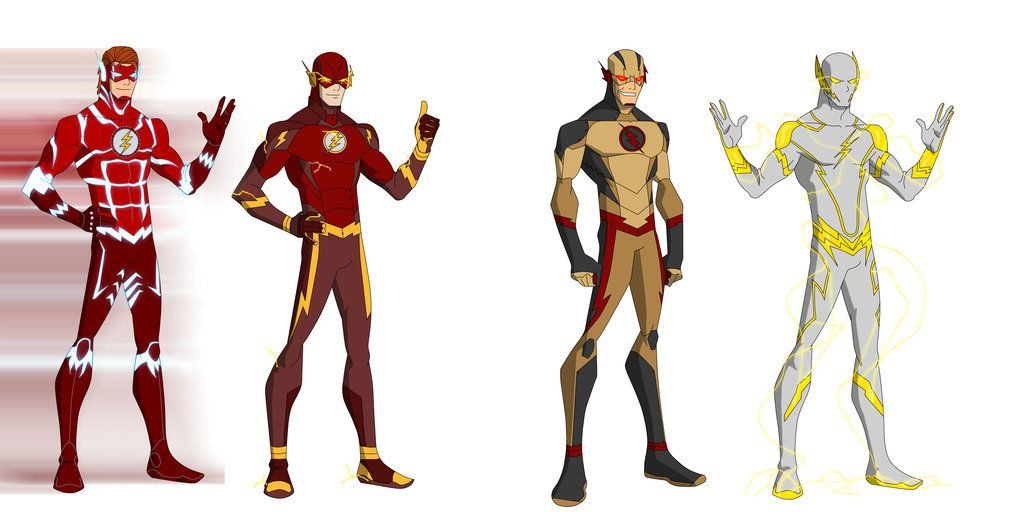 I Know It S Supposed To Be Reverse Flash And Godspeed But
