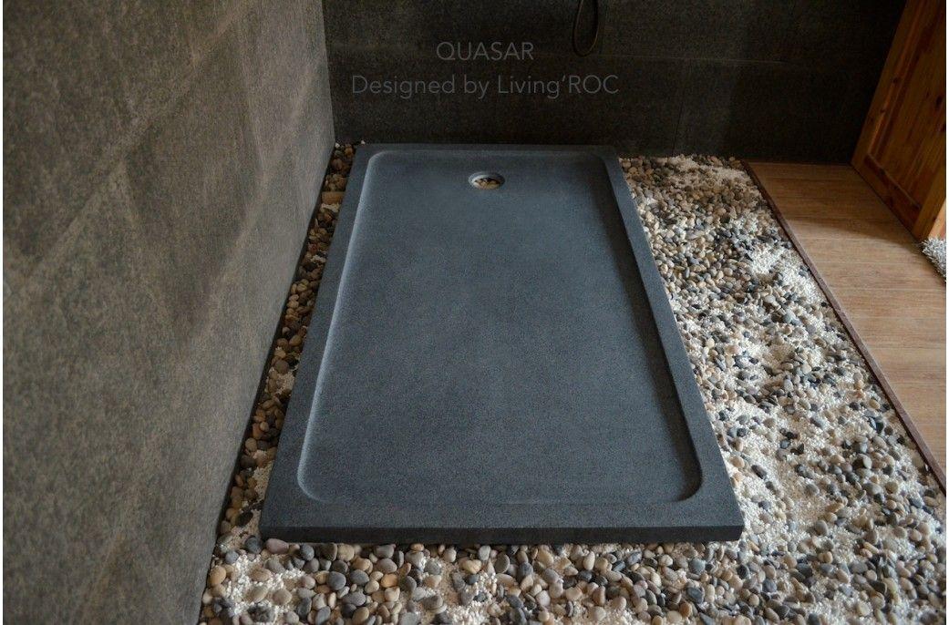 Receveur De Douche En Pierre 160x90 Bac En Granit Véritable