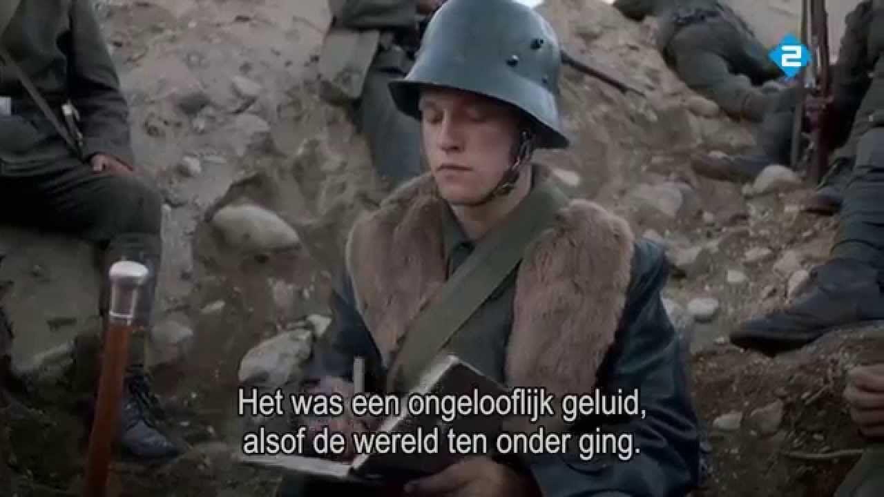 14-18   Dagboeken uit de Eerste Wereldoorlog  Deel 8