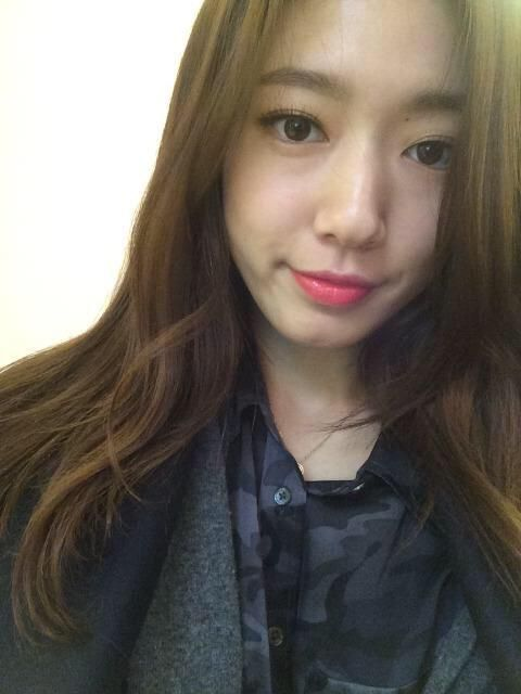 Park Shin Hye | Kpopselca |Park Shin Hye 2014 Selca