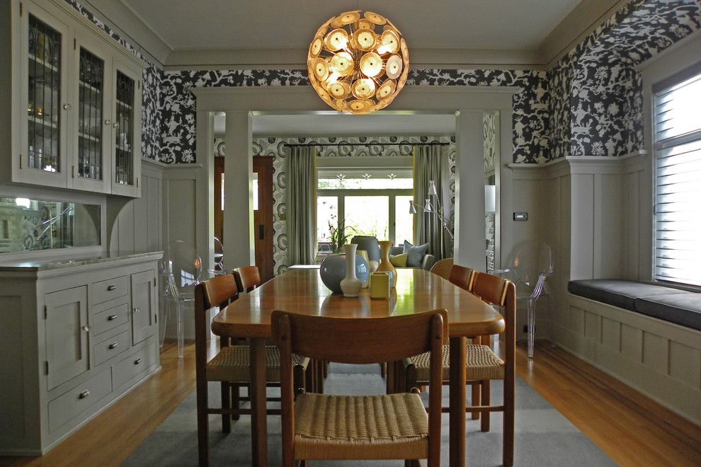 15 Wonderful Craftsman Dining Design Ideas | Dining ...
