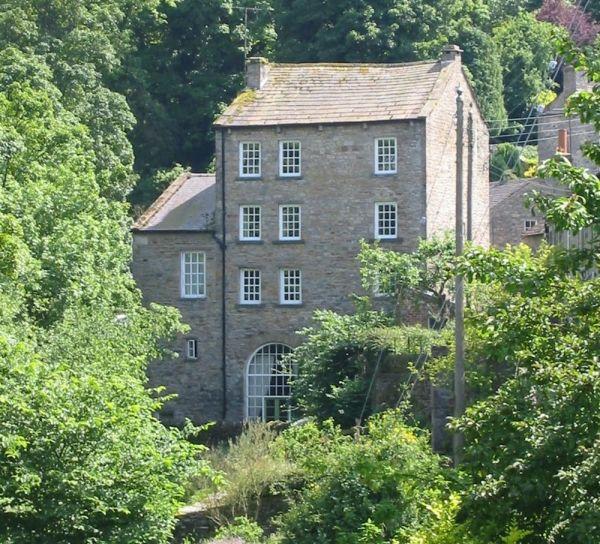 Wheelhouse Apartments: The Old Wheelhouse To Sleep 4 At The Mill In West Burton