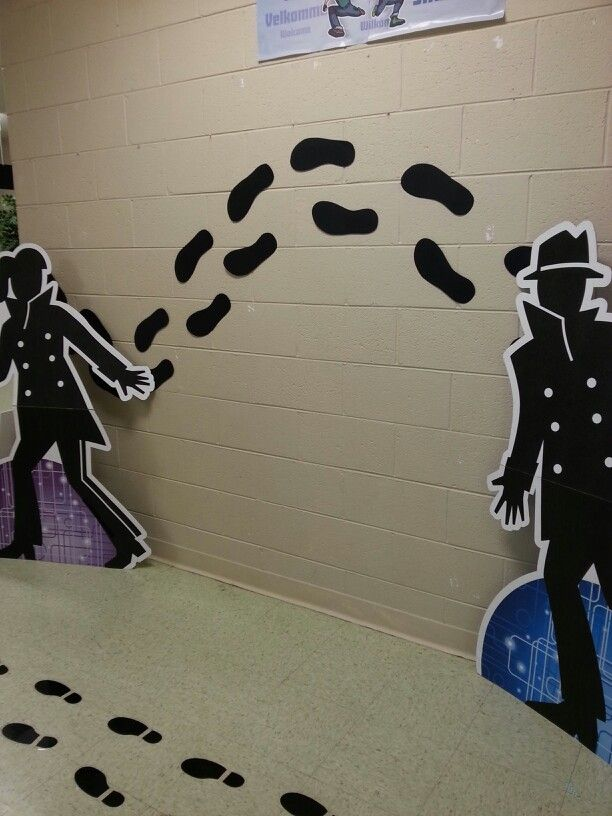 Vbs Spy Decoration Detective Party Clue Themed Parties