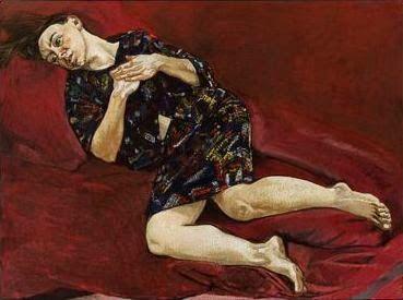 """Paula Rego, """"Amor"""", 1995"""
