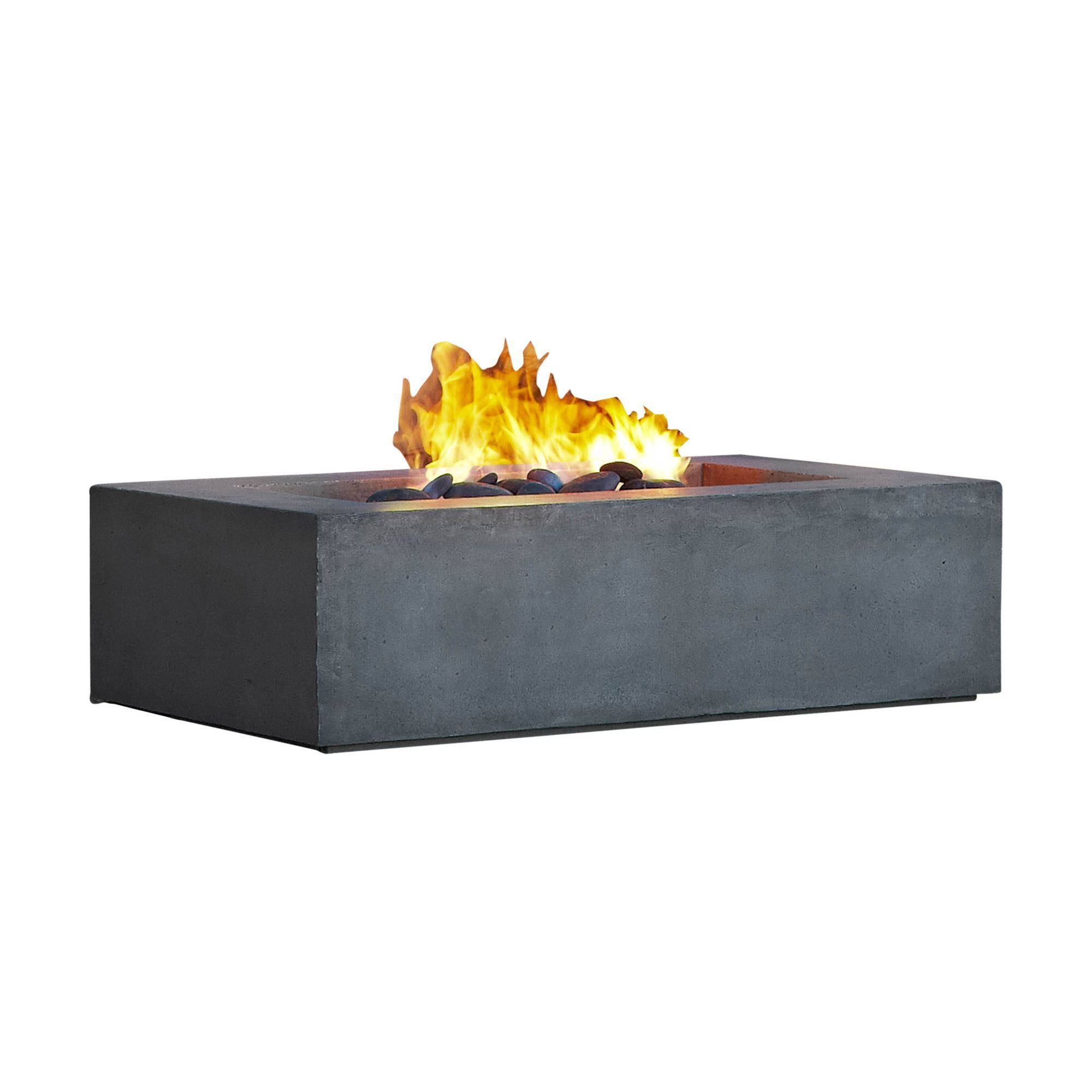 baltic natural gas fire pit table products pinterest natural