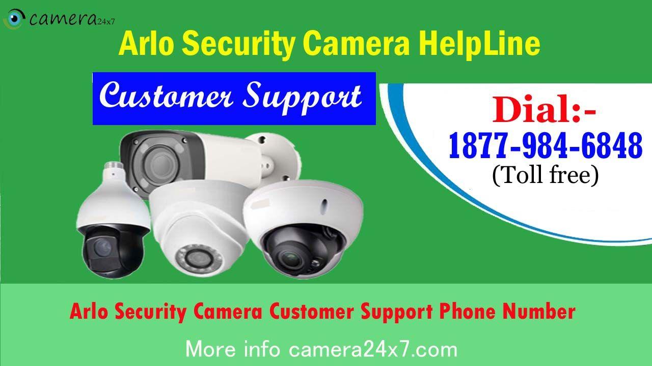 Pin by camera24x7 on Arlo camera Customer Support Phone