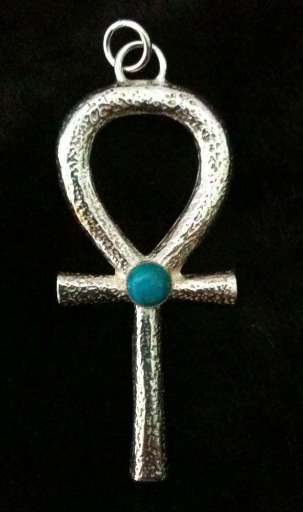 Ankh Eternal Life Symbolism In Jewelry Design Pinterest