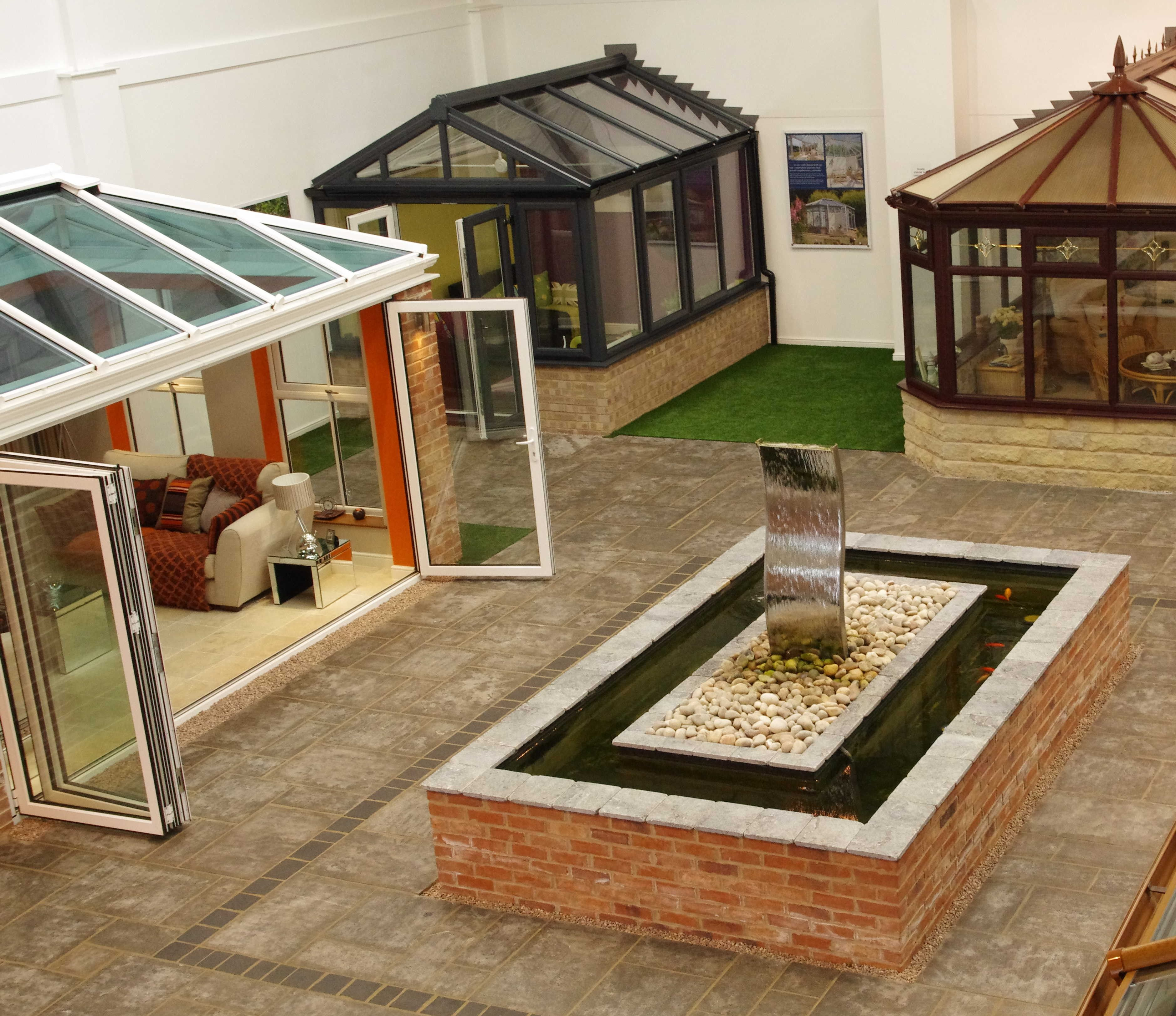 Visit our showrooms in Doncaster or Wakefield to see our