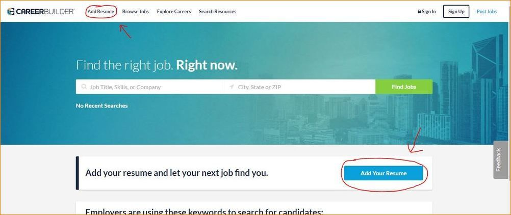 11 Best Sites to Post Your Resume Online for Free - ZipJob Job