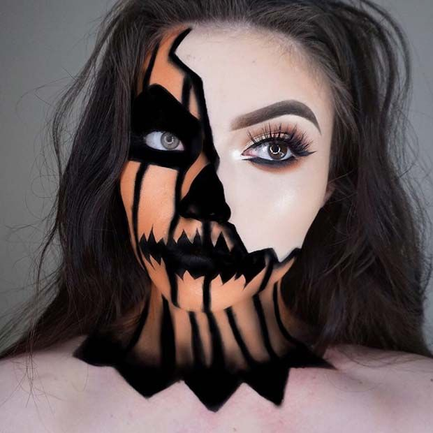 Photo of 43 Easy Halloween Costumes Using Only Makeup | Page 2 of 4 | StayGlam