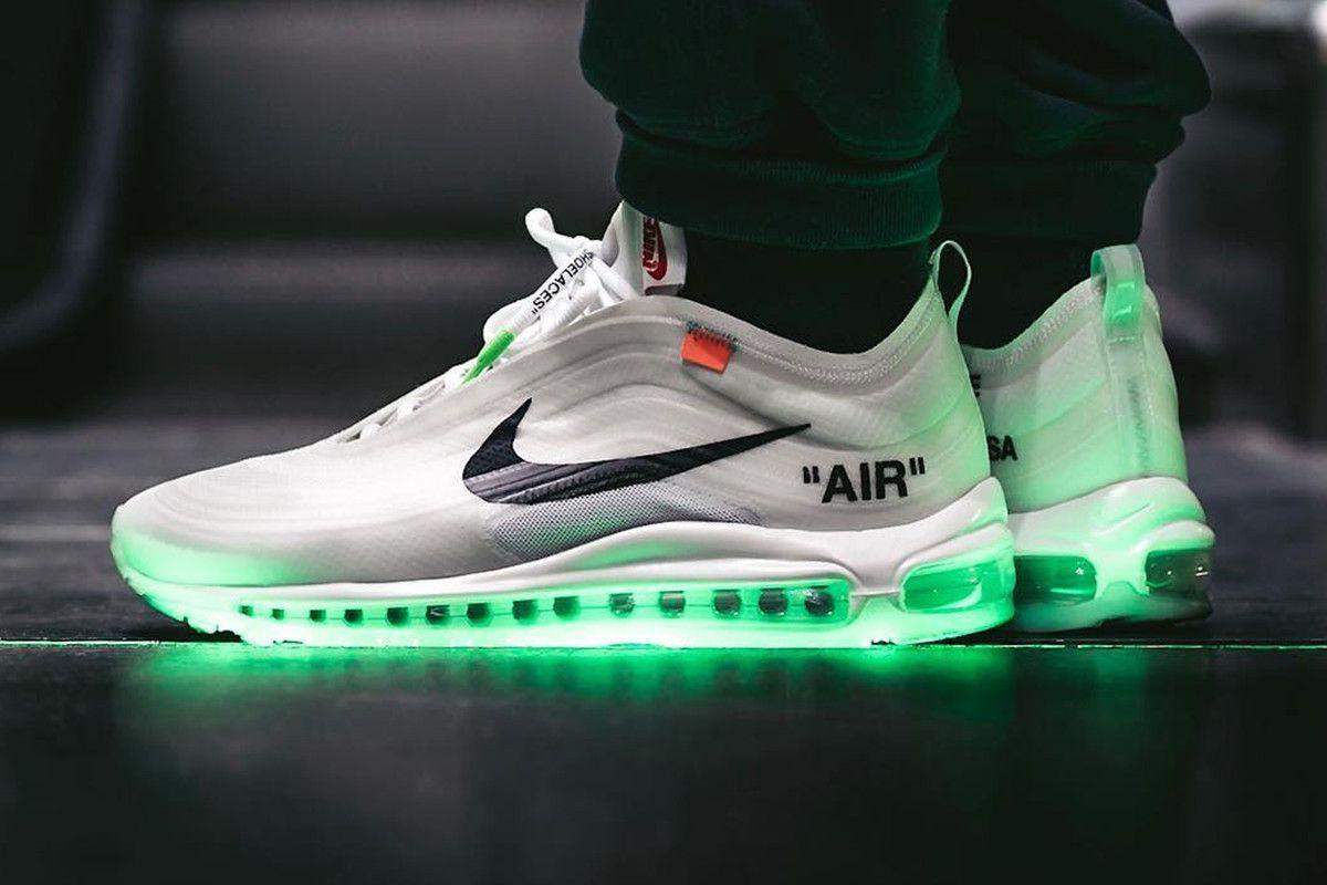 Virgil Abloh x Nike Air Max: Best Sneakers on Instagram This Week